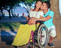 Understanding with love Maternity Pictures, Pregnancy Photos, Wheelchair Wedding, Adaptive Sports, Family Photos, Couple Photos, Spinal Cord Injury, Special Girl, Love And Marriage