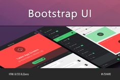 zshare: create Bootstrap UI components for $5, on fiverr.com