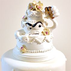 funny wedding cakes images 1000 images about wedding cakes on 14580