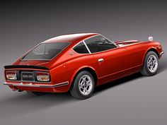 '69 Datsun 240Z