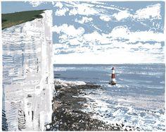 Andy Lovell, Beachy Head.