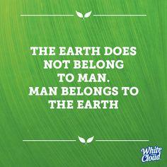 #quote #livegreen #earth