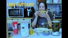 Make A Donation, Vegetarian Cheese, Vegan Butter, Original Recipe, Spreads, Food Videos, Dressings, Oil, Cream