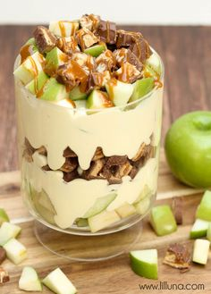 Apple Snickers Salad - yes, please!!!