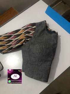 Brocade Blouses, Cotton Blouses, Blouse Patterns, Blouse Designs, Fashion Blouses, Embroidered Blouse, Saris, Blouse Styles, Saree Blouse