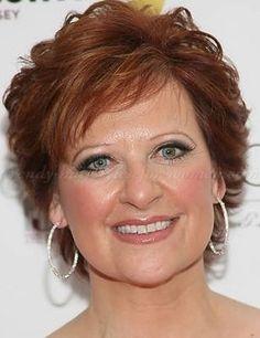 short hairstyles over 50, hairstyles over 60 - short hairstyle for women over 50
