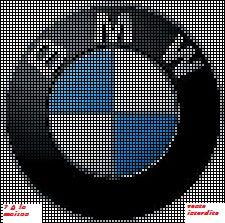 grille gratuite le logo jaguar le blog de 7 la maison point de croix tricot grilles. Black Bedroom Furniture Sets. Home Design Ideas