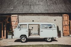 This super cool wedding car was pictured at The Tythe Barn in Launton. It is so vintage and unique. We would love to see brides rocking up to their weddings in this. Barn Wedding Venue, Wedding Cars, Tythe Barn, Real Weddings, Summer Weddings, Corporate Events, Wedding Pictures, Recreational Vehicles, Classic Cars