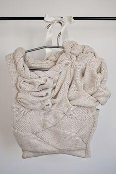 Knitting and design: Caroline Dahl