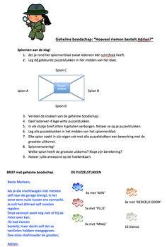 Placemat-toepassing: rekenen met de 4 hoofdbewerkingen. NELE CALLAERT. Math Classroom, Infographic, Knowledge, Wisdom, Teaching, Education, School, Counting, Infographics