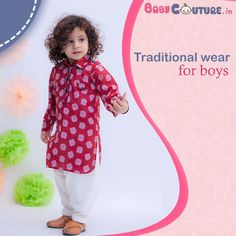 You surely want your baby boy to look adorable and feel comfortable at the same time. Also, boys have a playful personality; choosing something that does not hinders his movement is yet another parameter for selection of perfect boys wear. Baby Dress Online, Boys Online, Boys Wear, Perfect Boy, Happy Shopping, Personality, That Look, Baby Boy, India