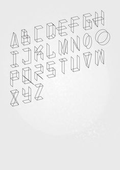 90 Beautiful Typography Alphabet Designs (Part 2) https://www.designlisticle.com/typography-alphabet-2/