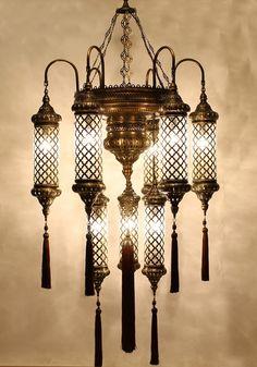 Ottoman Chandelier