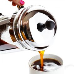 French Press 101: Tips and tricks for how to make the PERFECT cup of French press coffee.