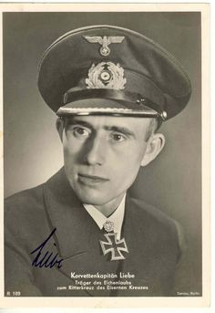 Commander Heinrich Liebe was one of the German Aces of the Deep, a U-boat commander with 35 ships sunk to his credit. He was also one of the lucky ones who defied the extreme odds against survival defining the lives of German U-boat riders and lived to tell his story until the ripe old age of 89.