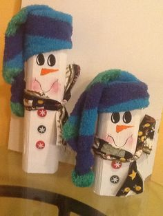 Snowmen 4 (craft show)