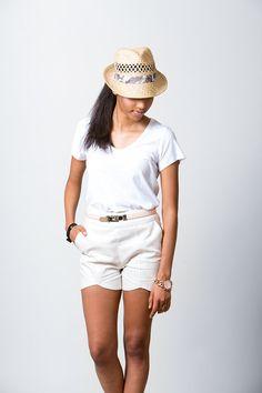 Scalloped Hem Shorts PDF Pattern by PatternRunway on Etsy, $9.50 -for sailor shorts
