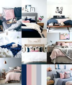 83 popular navy copper bedroom images in 2019 bed room bedroom rh pinterest com
