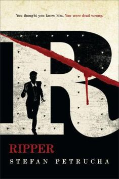 Ripper by Stefan Petrucha. Historical fiction with a spin on the Jack the Ripper story. This book was just plain amazing! Ya Books, Good Books, Books To Read, Detective, Books For Teens, Reading Levels, Reading Skills, Page Turner, Mystery Thriller