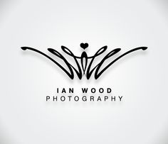 Ian Wood Photography logo design