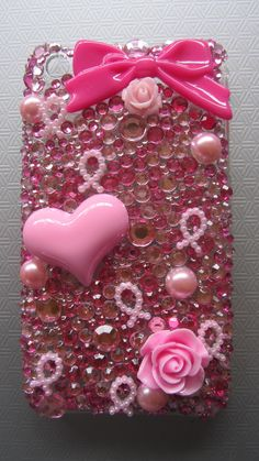For Breast Cancer Awareness - Pretty iPhone case