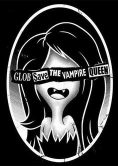 Oh my Glob, it's Marceline