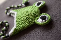 Crochet Frog Hat  Baby/Toddler sizes by sunshinenserendipity