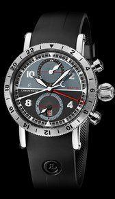 Timemaster Chronograph GMT S-RAY 007 CHD 7533 G D/N