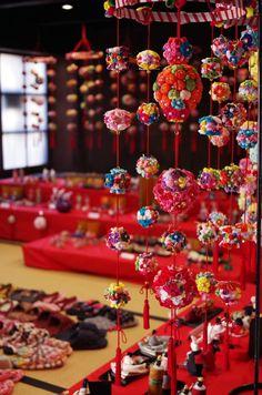 "japanese girls' festival ""HINAMATSURI"""