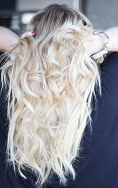 That Buttery Blonde. | DKW Styling