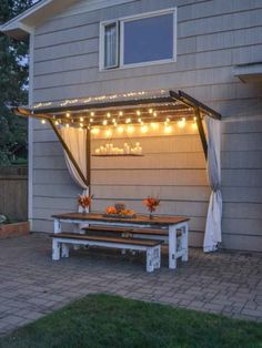14 Cheap DIY's For A Backyard Upgrade!