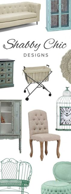 Shabby Chic Furniture & Décor | Up to 70% Off at dotandbo.com