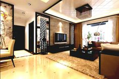 3 Motivated Tips AND Tricks: Curved False Ceiling Design false ceiling design led.False Ceiling Lights Home Theaters false ceiling living room pop. Living Room Modern, Living Room Interior, Living Room Decor, Small Living, Living Rooms, Modern Wall, Apartment Living, Modern Ceiling, Decor Room