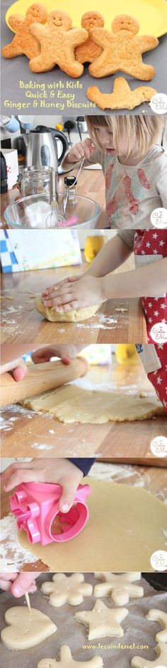Baking with Kids - Q