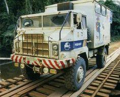 23.000 km por África en un Pegaso. De Robinson a dakariano - Rally 4x4 noticias eventos foros todoterreno videos fotos dakar