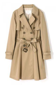 DRESS TRENCH COAT | コート | JILL by JILLSTUART | MIX.Tokyo