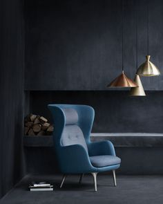 'Ro' Armchair | Jamie Hayon   (@ Fritz Hansen)