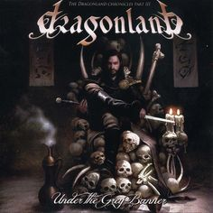 Dragonland - Under The Grey Banner 2011 Symphonic Power Metal Country: Sweden