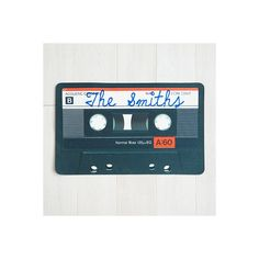 Personalized Mixtape Doormat ($38) ❤ liked on Polyvore featuring home, outdoors, outdoor decor, personalized doormats, personalized mats, personalized welcome mats, personalized garden decor e personalized door mats