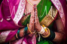 indian bride....