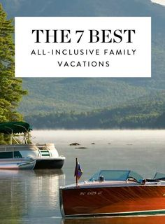The 7 Best All-Inclusive Family Vacations  via @PureWow