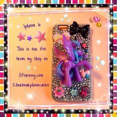 My little pony iPhone 6 custom case