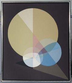 crockett johnson paintings - Google Search