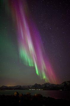 Aurora Borealis Webcam | Aurora Borealis by GeirNotnes (Photo) | Weather Underground