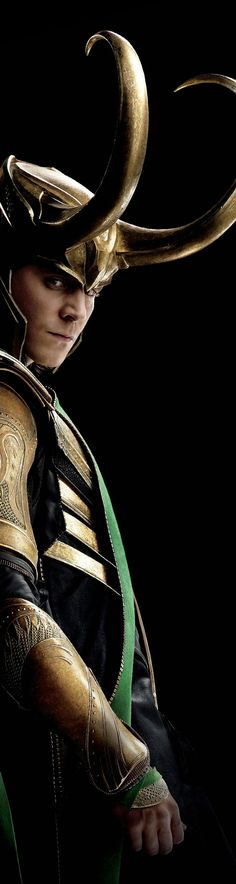Loki. The coolest villain.