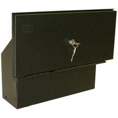 Toyota Tacoma Bed Security Lockbox