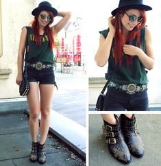 THIS IS WIERD, I FOUND THIS PIC & I TOTALLY OWN THIS ENTIRE OUTFIT! MY TWIN FROM ACROSS THE WORLD!