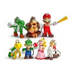 I found some amazing stuff, open it to learn more! Don't wait:https://m.dhgate.com/product/super-mario-bros-toys-action-figures-cartoon/403408226.html