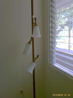 1950's Pole Lamp