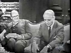 "Part 1:  Vladimir Nabokov discusses his brillant novel ""Lolita"" on ""Close Up"", a circa 1950's CBC program."